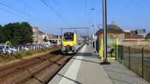 NMBS 08001, 08009 Desiro ML op lijn Brussel-Dendermonde