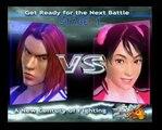 Tekken 4 - Hwoarang vs Xiaoyu