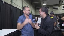 Sean Patrick Flanery on Young Indiana Jones, Boondock Saints and career start