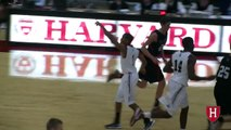Highlights: Harvard Men's Basketball vs. MIT