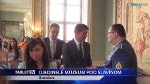 OJEDINELE MUZEUM POD SLAVINOM 19.5.2015