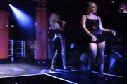 DERRICK BARRY AS BRITNEY SPEARS WOMANIZER LIVE Beaux Arts Ball 2008 Studio 54 MGM Grand