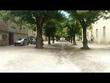 Sur le chemin de Compostelle à Saint-Antoine-l'Abbaye