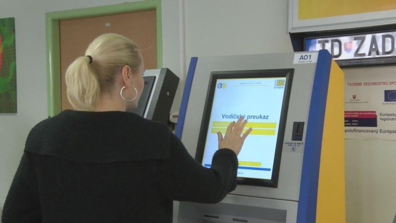 Ako si kúpite e-kolky v kiosku?