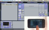 How to use MIDI Pad (on iPhone/iPod) as a MIDI controller in Ableton Live