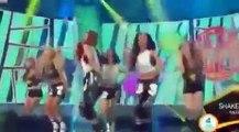 150717 SISTAR 씨스타 SHAKE IT 쉐이크 잇 Music Bank - Sistar Shake It Live
