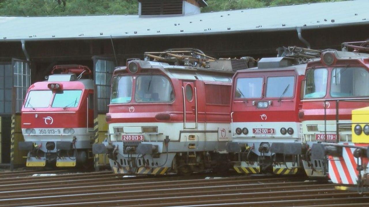 Cestujúci sa potešia, vlaky a lokomotívy budú novšie
