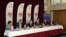 Priamy prenos z tlačovej konferencie predstaviteľov krajín V4+