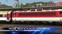NOVY IC VLAK 10.6.2014