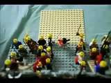 Lego LOTR Animation: Helm's Deep from Lord of the Rings