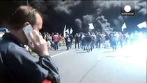 Προσωρινή διακοπή κυκλοφορίας στο Eurotunnel λόγω απεργίας