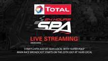 Blancpain Endurance Series - Total 24hrs of Spa 2015 - Onboard