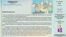 Simbahay | Mayo 25, 2015 | Lunes sa Ika-8 Linggo ng Karaniwang Panahon