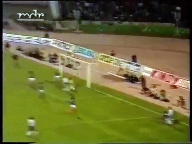 Fussball Wm 1986 Qualifikation Ddr Frankreich 2 0