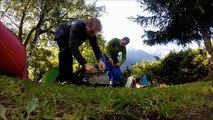 Ascension du Mont Blanc - Climbing Mont Blanc (Gouter Route) - Film GoPro 2014