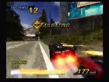 Burnout 3: Road Rage At Silver Lake In The Dominator Super (26 Takedowns)