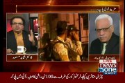 Shaheen Sehbai Respones On MQM Statements Against Army