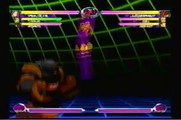 MvC2: Psylocke Nj Mid-Air Infinite (j lk, lk, hp, up+hk)