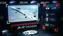 Pakistan Air Force Fighter Plan JF 17 Thunder at Paris Air Show 2015