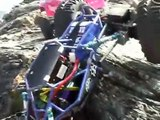 RC Rock Crawling moon buggy