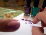 Nailart : impronta digitale