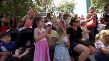 'Frozen' Pre-Parade Delights Guests at Disneyland Park | Disneyland Resort