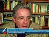 TV Martí Noticias — Álvaro Uribe vincula a Hugo Chávez con guerrilla narcoterrorista