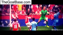 Perfect free kick goals and tricks ever performed in football match 2015 July