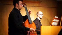 Carl Philipp Emanuel Bach, Solo a Viola da Gamba e Basso in C-Dur - Teodoro Baù, Deniel Perer