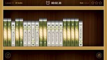 Sorting Books - Best puzzle game available on the iPhone iPod App Store & Android Google Play