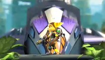 Ratchet & Clank Future: Tools Of Destruction funny spot