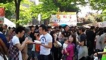 Thai Festival 2012 - Yoyogi Park, Tokyo, Japan - 13 MAY 2012