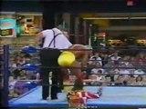 WCW Nitro 09-04-95 Big Bubba Vs  Hulk Hogan