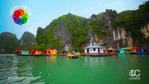 Collette Vietnam 39 s Halong Bay Village Asia Travel Tours
