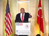 Defense Secretary Gates speaks at the Turkish-American Council's conference