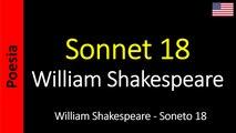 William Shakespeare - Sonnet 18