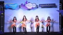 [Vietnam Belly Dance Festival 2015] SBD 22 Ruby Belly Dance