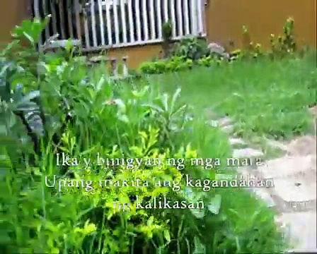 """Panawagan"" -Filipino Jingle/Song"