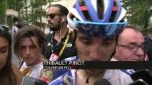 Cyclisme - Tour de France - 17e étape : Pinot «Bloqué dans la descente»