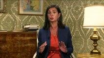 Laura Boldrini interviene sulla lectio magistralis di Muhammed Yunus