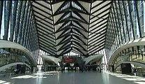 Satolas TGV by Santiago Calatrava 2