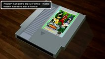 Power Rangers Wild Force「Power Rangers Wild Force Theme」8bit