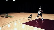 Nike Pro Training Drills, Ty Lawson, Dribbling: Commando Drill