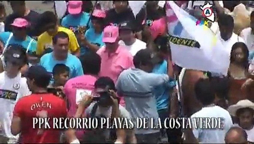 PPK RECORRIO PLAYAS DE COSTA VERDE | Godialy.com