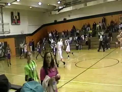 Fuquay Basketball Highlights