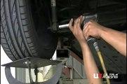 Honda Civic TypeR (Fn2r) Rear Anti Roll Bar / Sway Bar.