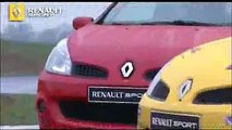 Clio 3 RS vs Clio 3 RS Cup