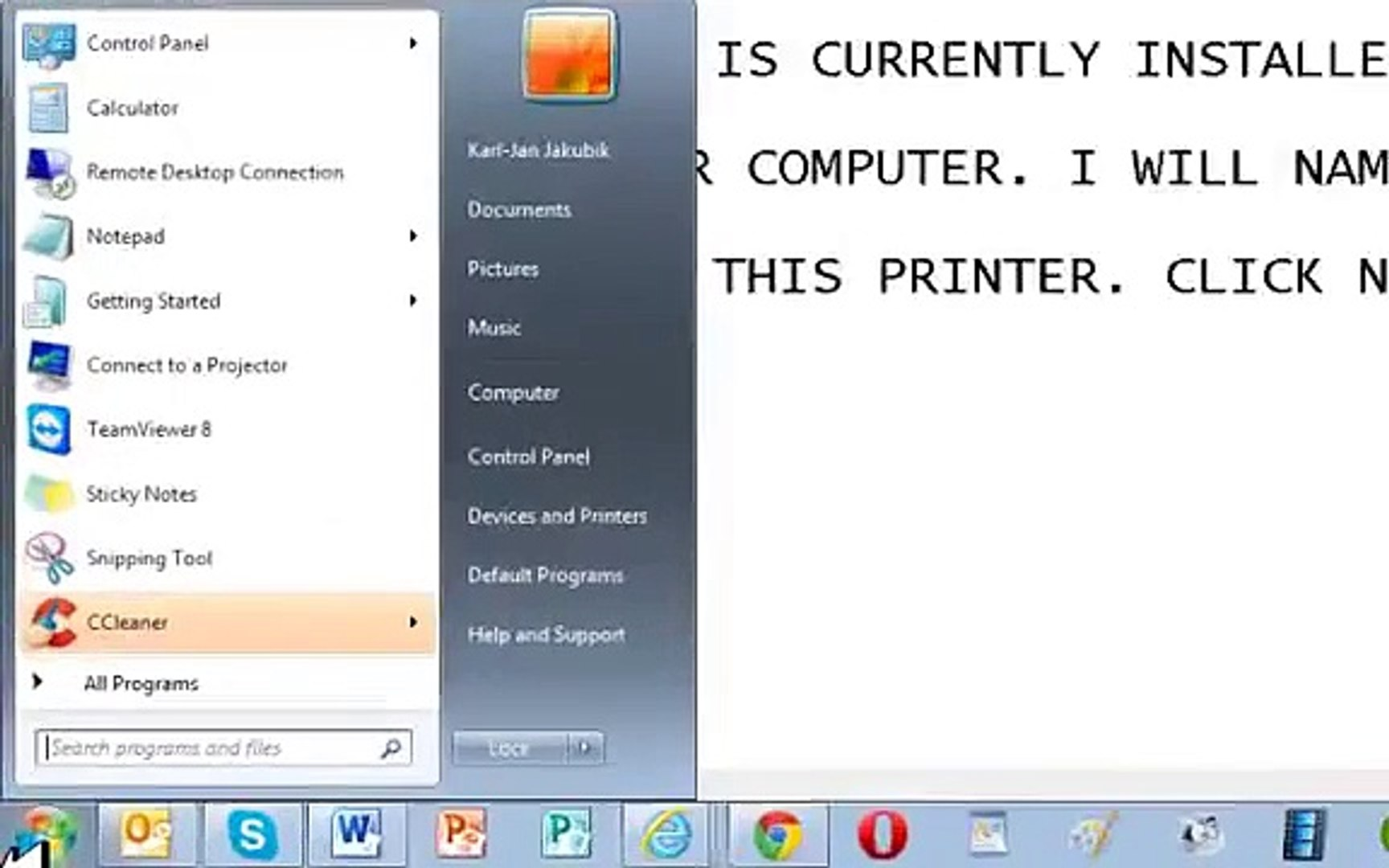 How To Install Hp Laserjet 1010 Printer On Windows 7 Video Dailymotion