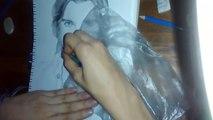 Juanes - Speed Drawing / Retrato de Juanes