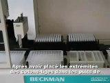 Laboratoire automatique: extraction ADN par un robot pour le test de paternité ADN (vidéo 2)